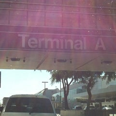 Photo taken at Terminal A by Antonio S. on 10/1/2011