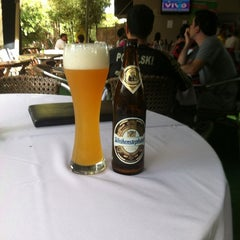 Photo taken at Bier Haus by Eduarda M. on 7/3/2012
