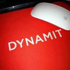 Photo taken at Dynamit by Mike W. on 8/5/2011