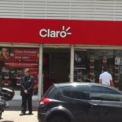 Photo taken at Claro S/A São Paulo itaim bibi by Fabio S. on 12/12/2011