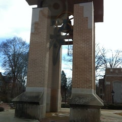 Photo taken at University of North Alabama by Gayle S. on 12/28/2011