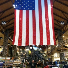 Photo taken at Cabela's by Michael V. on 9/7/2012
