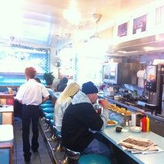 Photo taken at Broadway Diner by Scott S. on 10/18/2011