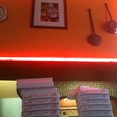 Photo taken at Franco's Pizza & Pasta by David M. on 6/9/2011