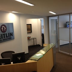 Photo taken at Zeitlin & Co. Realtors by Mike N. on 5/31/2012