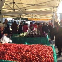 Photo taken at Stonestown Farmers Market by Lydia K. on 11/13/2011