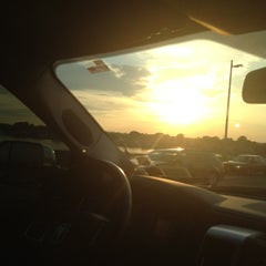 Photo taken at Throgs Neck Bridge Toll Plaza by Victoria C. on 6/9/2012