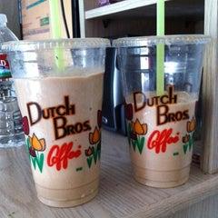 Photo taken at Dutch Bros. Coffee by Jose F. on 9/5/2011