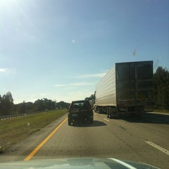 Photo taken at I-75 N Middle Of Nowhere by Ozzy D. on 12/20/2011