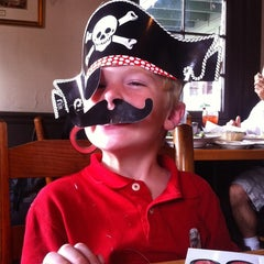 Photo taken at The Pirates' House by Candice C. on 9/5/2011