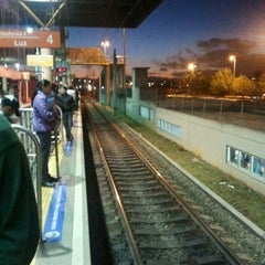 Photo taken at Estação Guaianases (CPTM) by Marcelo M. on 5/3/2012