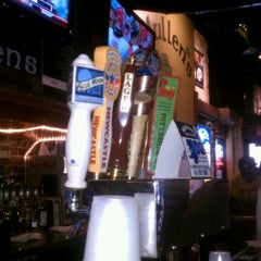 Photo taken at Mullens Bar & Grill by Larissa S. on 10/1/2011