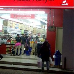 Photo taken at Kedai Rakyat 1 Malaysia by Lailyasri A. on 11/27/2011