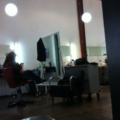 Photo taken at VOLR Salon by Savanah L. on 12/9/2011