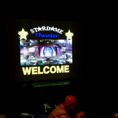 Photo taken at Comedy Club Stardome by Jamarius J. on 10/12/2011