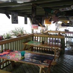 Photo taken at Two Hippies Beach House by Alex Z. on 4/26/2012