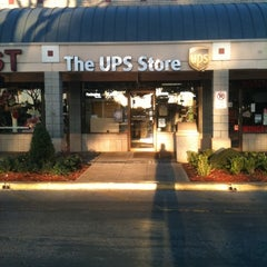 Photo taken at The UPS Store by Jason U. on 1/20/2012