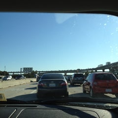 Photo taken at I-405 (San Diego Freeway) by Judson S. on 12/23/2011
