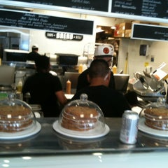 Photo taken at All About The Bread by Luan P. on 3/21/2012