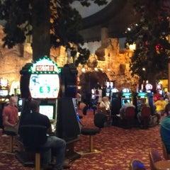 Photo taken at Wild Wild West Casino by Kevin M. on 7/14/2012