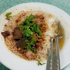 Photo taken at โรงอาหารหอสมุด by Chanon Positive เ. on 6/16/2012