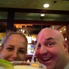 Photo taken at On The Border Mexican Grill & Cantina by Bridget S. on 3/24/2012