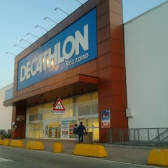 Photo taken at Decathlon by Alex A. on 2/24/2012