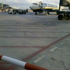 Photo taken at Terminal 2 by Arancha S. on 7/8/2012