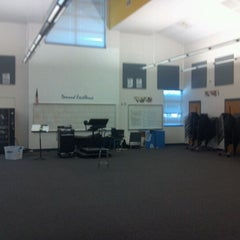 Photo taken at NBHS Band Room by Gary M. on 2/20/2012