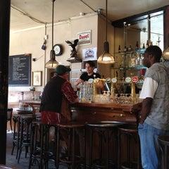 Photo taken at Café Van Zuylen by Isabela S. on 5/28/2012