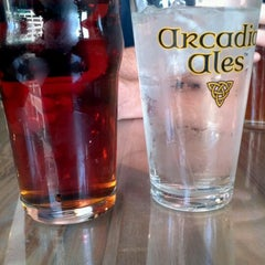 Photo taken at Arcadia Brewing Company by Zak K. on 6/2/2012