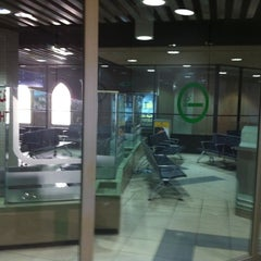 Photo taken at QAIA - Gate 11 by Luca Z. on 5/27/2012