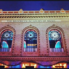 Photo taken at Brooklyn Academy of Music (BAM) by Chris K. on 3/30/2012