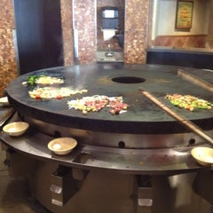 Photo taken at BD'S Mongolian Grill by Brian P. on 6/25/2012