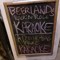 Photo taken at Beerland by Jon C. on 3/13/2012