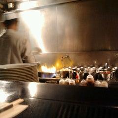 Photo taken at Giraffe Asian Food (ג'ירף) by Junior R. on 9/3/2012