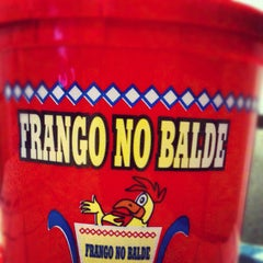 Photo taken at Frango no Balde by Marcio S. on 6/9/2012