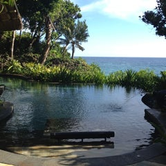 Photo taken at Shangri-La Boracay Resort and Spa by Edmund G. on 5/25/2012