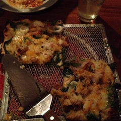 Photo taken at Joe Squared Pizza & Bar by KoKo M. on 4/22/2012