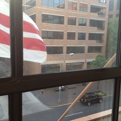 Photo taken at Washington Marriott Georgetown by James G. on 4/16/2012