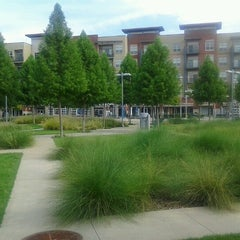 Photo taken at Baylor Medical Center Station (DART Rail) by John U. on 8/7/2012