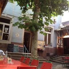 Photo taken at Zur Stalburg by Prinz Hessin L. on 7/4/2012