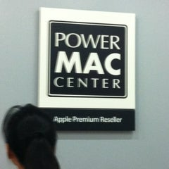 Photo taken at Power Mac Center by Ma P. on 8/10/2012