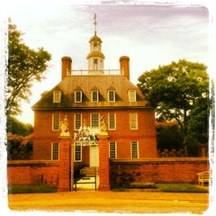 Photo taken at Governor's Palace by Phill on 6/19/2012