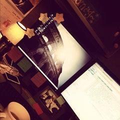 Photo taken at Sinclair Madison SASO Hub @ WMSN FOX47 by Megan M. on 6/20/2012