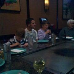 Photo taken at Shogun Japanese and Chinese Bistro by Joe M. on 4/28/2012