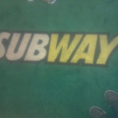Photo taken at Subway by Minna S. on 6/8/2012