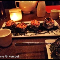 Photo taken at Kampai by Isidro A. on 3/19/2012