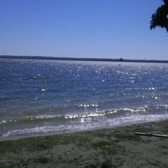 Photo taken at Windsurf Bay Park by Bruce A. on 4/21/2012