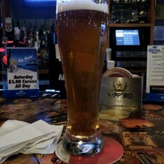 Photo taken at Old Dominion Brew House by Jerry L. on 2/23/2012